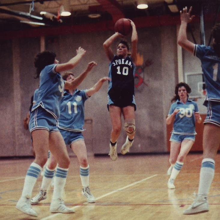 PeaceLoveBasketball: Girls Not Tough Enough? Bring It On!