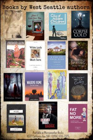 Morgan Junction books 2016