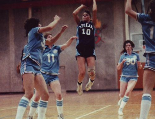 PEACELOVEBASKETBALL: Can I Play? Dreaming In The Wave Of Title IX